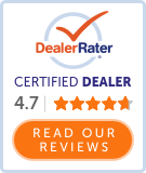 Dealer Rater Seal